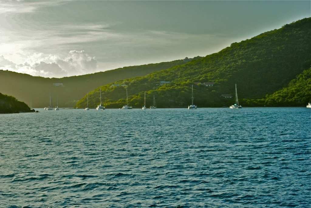 British Virgin Islands Crewed Sailing Catamarans