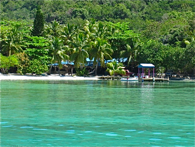 The Virgin Islands, Foxy's, Jost Van Dyke