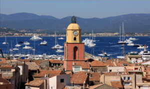 The French Riviera Luxury Yacht Charter Destination St Tropez Martin Putz