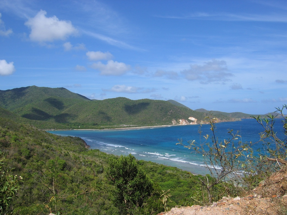 The Virgin Islands National Park, Reef Bay