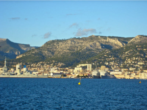 French Riviera Luxury Yacht Charter destination Toulon