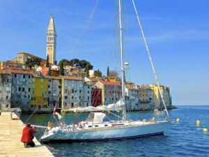 Europe and the Mediterranean Luxury Yacht Charters