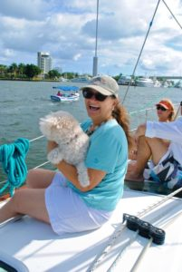 Day Charter Sailing with AnnE and Peaches on Piggy Bank