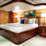 Luxury Charter Yacht Just Enough Master King