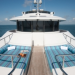 Luxury Charter Yacht Just Enough Portuguese Bridge