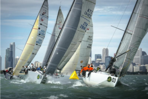 World Sailing Regatta Rolex Farr 40