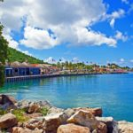 St. Martin Family Yacht Charter Vacation, Marigot Ferry