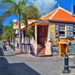 St. Martin Family Luxury Yacht Charter Vacation, Philipsburg Frontstreet