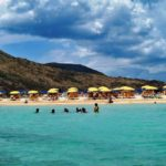 St. Martin Family Luxury Yacht Charter Vacation, Pinel Island