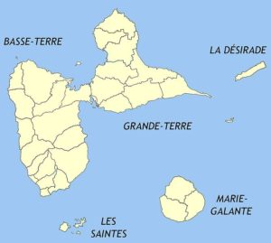 guadelope map
