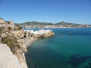 Balearics, ibiza, town, Spain port, charter sailing yachts