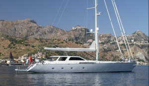 Thailand, Silverlining, luxury charter sailing yacht