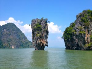 Thailand, Phuket, dive james-bond-island