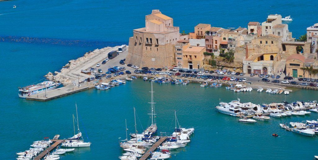 Sicily, Italy, Palermo, private crewed yacht charter vacation