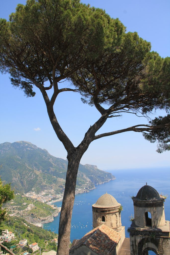 Italy's Amalfi coast, private, crewed yacht charter, Ravello
