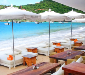 St Barths Nikki Beach Club and Restaurant