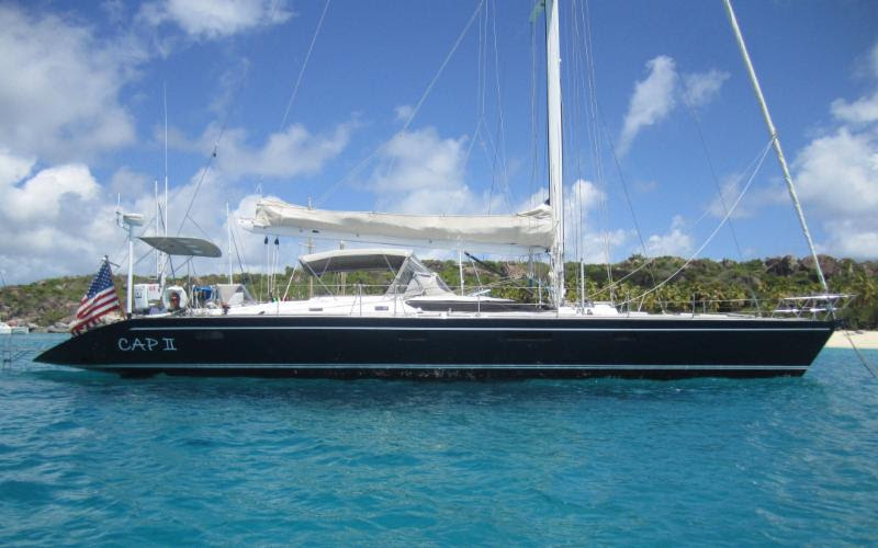 Select Yachts Sales Listings