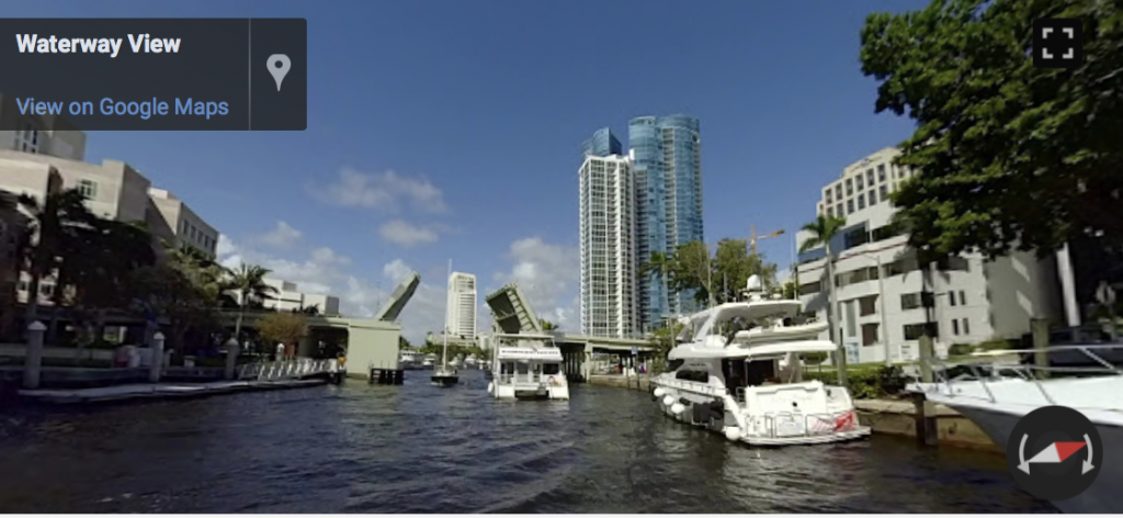 Google Waterway View