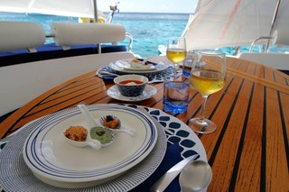 Gourmet Yacht Charter Chef